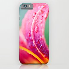 droplets iPhone 6s Slim Case