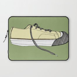 Sneaker in profile Laptop Sleeve