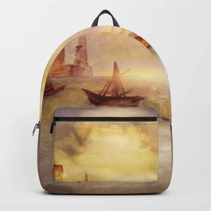 Sun City Backpack