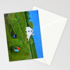 Grape Harvest Stationery Cards