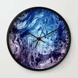 Textured Paper 05 Wall Clock