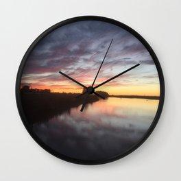 Galt Wall Clock