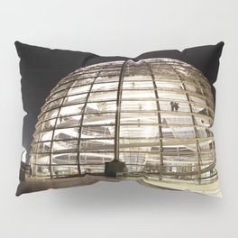 F O S T E R | architect | Reichstag, New German Parliament Pillow Sham