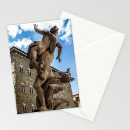 Giambologna Sculpture Stationery Cards