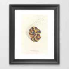 SlowRoll Framed Art Print