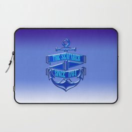 The Seafarer Laptop Sleeve