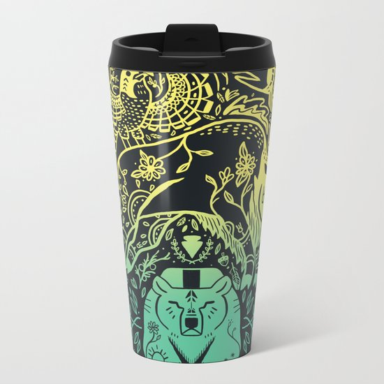 Harmony Metal Travel Mug