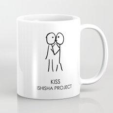 KISS by ISHISHA PROJECT Mug