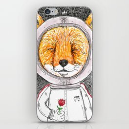 Le Petit Fox  iPhone Skin