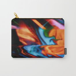 LIQUID TV (02) - Analog Glitch Carry-All Pouch