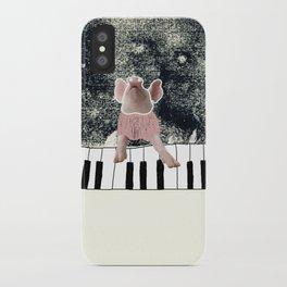 The three little pigs (ANALOG zine) iPhone Case