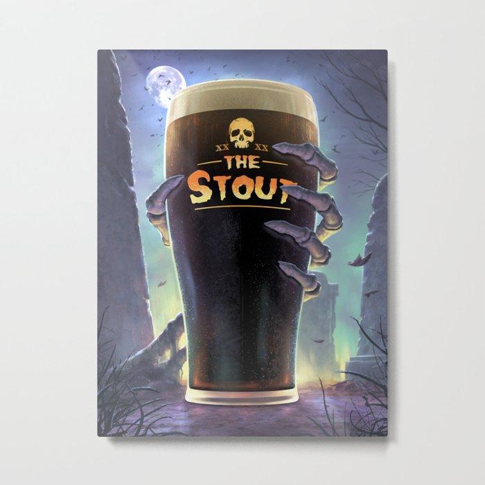 Return of The Stout Metal Print