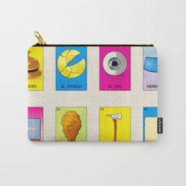 BB LOTERIA POD CASE & SKIN Carry-All Pouch