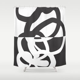 Abstract & Modern Shower Curtain