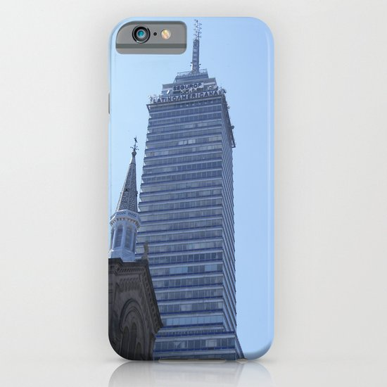 Two Towers iPhone & iPod Case