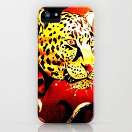 Safari Heat iPhone Case