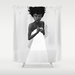 Trine Shower Curtain