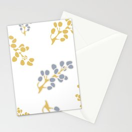 Garden Swirl Collection - Bouquet Bits Stationery Cards