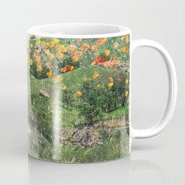 MM 313 . Poppy Roads Coffee Mug