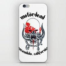 Motordead iPhone & iPod Skin