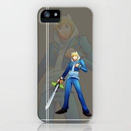 Formal Finn iPhone Case