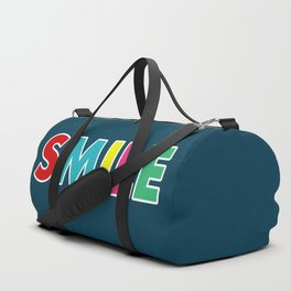 Smile Duffle Bag