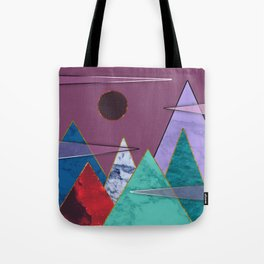 Abstract #405 Tote Bag