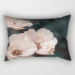 Pink velvet Rectangular Pillow