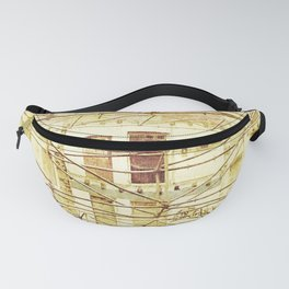 Under Conctruction Fanny Pack