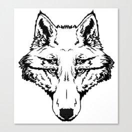 Quad-Eyes Canvas Print