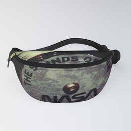 Sounds of the Earth Golden Record Fanny Pack