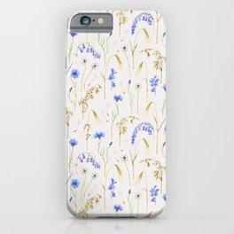 Wild Grain Meadow - Neutral iPhone Case