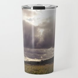 shine forth upon our clouded hills... Travel Mug