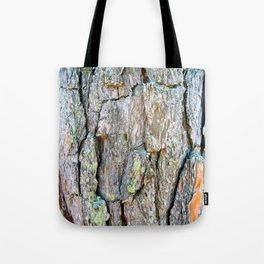 Tree Bark Tote Bag