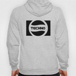 Techno Soda Parody Logo Hoody