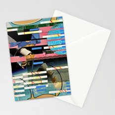 BLUE BALLS (Space is the Place) Stationery Cards