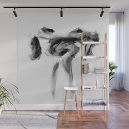 Dance Moves II Wall Mural