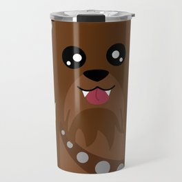 Chewbacca the Yorkie Travel Mug