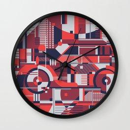 Classic Car 05 Wall Clock