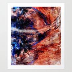 Linelife Art Print