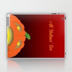 Jack O' Lantern Surprise Laptop & iPad Skin