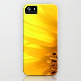 sunflower1 iPhone Case