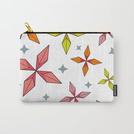 Origami Stars Carry-All Pouch
