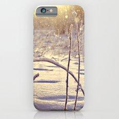 Alaskan Snowfall iPhone 6s Slim Case