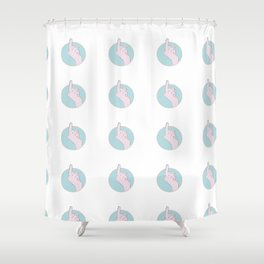 The ol' Razzle Dazzle Shower Curtain