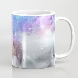 Don't Be Afraid To Dream Big • (Elephant-Size Dreams) Coffee Mug