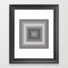 Seemingly Endless 2 Framed Art Print