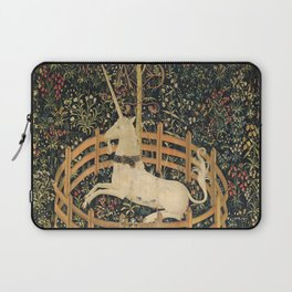 The Unicorn In Captivity Laptop Sleeve