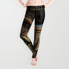 Golden Canyons Leggings