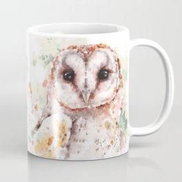 Australian Barn Owl Coffee Mug